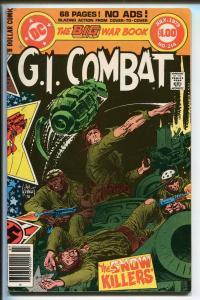 G.I. COMBAT #214 1979-DC-THE HAUNTED TANK-JOE KUBERT-GLANZMAN--nm
