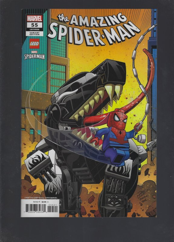 Amazing Spider-Man #55 Variant