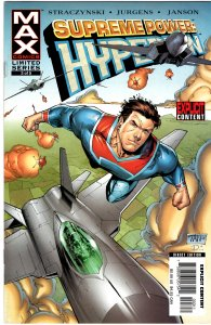 Supreme Power: Hyperion #3 Straczynski NM