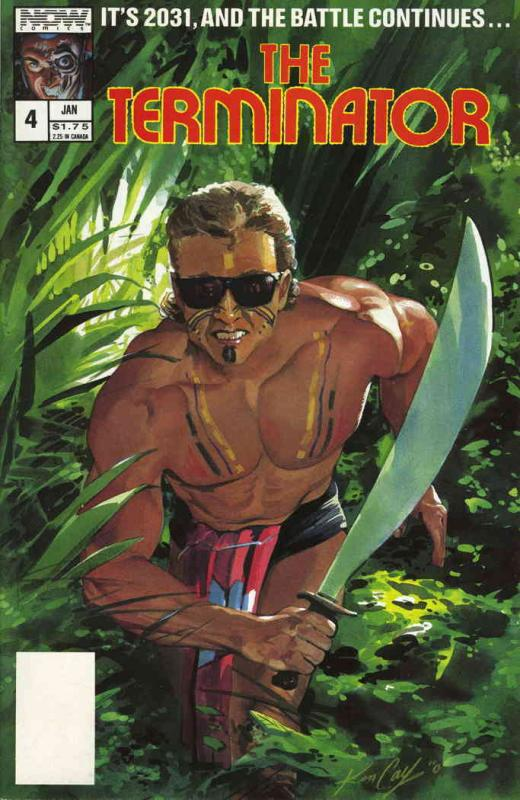 Terminator, The (1st Series) #4 FN Now - save on shipping - details inside