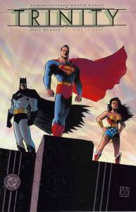 Batman/Superman/Wonder Woman: Trinity #1 VF/NM; DC | save on shipping - details