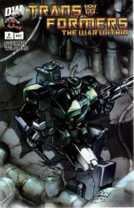 Transformers: War Within: The Dark Ages #2 FN; Dreamwave | save on shipping - de