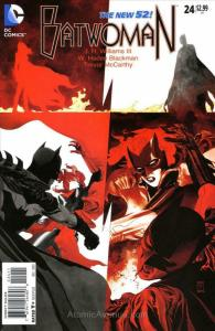 Batwoman (2nd Series) #24 FN; DC | save on shipping - details inside