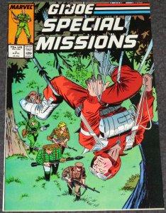 G.I.Joe Special Missions #4 -1987