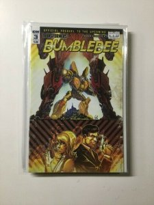 Bumblebee Transformers 3 Variant Near Mint IDW HPA