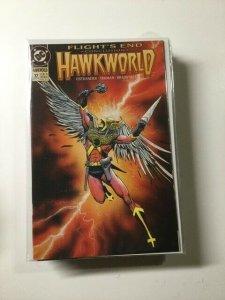 Hawkworld #32 (1993) HPA