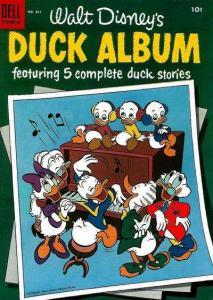 Duck Album #7, Good+ (Stock photo)