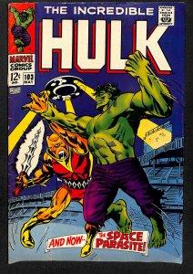 The Incredible Hulk #103 (1968)