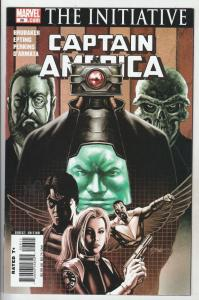 Captain America #26 (May-07) NM/MT Super-High-Grade Captain America