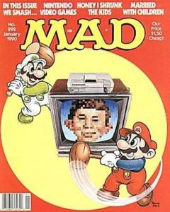 Mad (1952 series) #292, Fine (Stock photo)