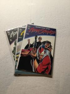 Adam Strange 1 2 3 1-3 Book One One Two Three Complete Series Nm Near Mint