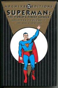 Superman: The World's Finest Comics-Vol 1-Jerry Siegel-2004-HC-VG/FN
