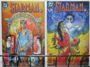 STARMAN (1994) 7-8  A (K)night at the Circus