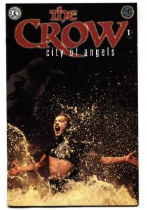 The Crow: City of Angels #1 variant cvr-1996-Kitchen Sink-J. O'Barr comic book