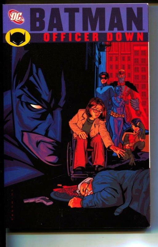 Batman Officer Down TPB trade