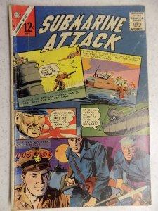 Submarine Attack #50 (1965)