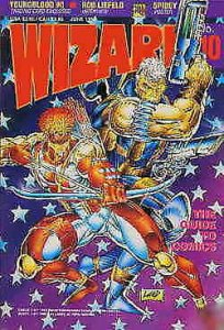 Wizard: The Comics Magazine #10 FN; Wizard | save on shipping - details inside