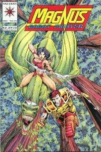 Magnus Robot Fighter (1991 series) #31, NM- (Stock photo)