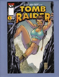 Tomb Raider #1 NM Michael Turner Variant Cover Top Cow 1999