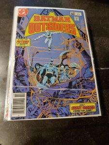 Batman and the Outsiders (AU) #8