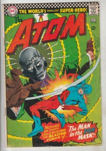 Atom, The #25 (Jul-66) FN+ Mid-High-Grade The Atom