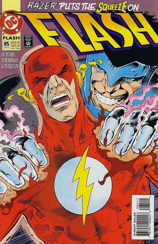 Flash (2nd Series) #85 VF/NM; DC | save on shipping - details inside