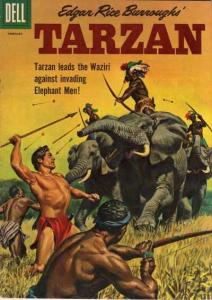 Tarzan (1948 series) #122, Fine (Stock photo)