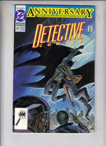 Detective Comics #627 (Mar-91) NM/NM- High-Grade Batman, Robin