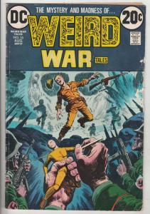 Weird War Tales #16 (Aug-73) GD Affordable-Grade