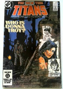 New Teen Titans #38 DC 1984 VF Copper Age 1st Printing Comic Book