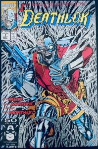 Deathlok #1. (1991)  - First Issue! High Grade!