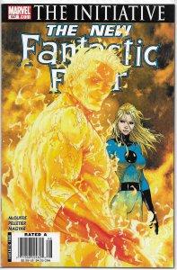 Fantastic Four   vol. 1   #547 VG (Initiative)