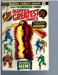 Marvel's Greatest Comics #50 (1974)