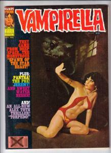 Vampirella Magazine #108 (Sep-82) VF High-Grade Vampirella