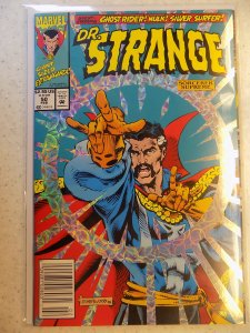DR STRANGE SOCEROR SUPREME # 50