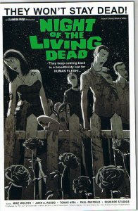 NIGHT of the LIVING DEAD #4, NM, Variant, Zombies, 2010, undead, more in store