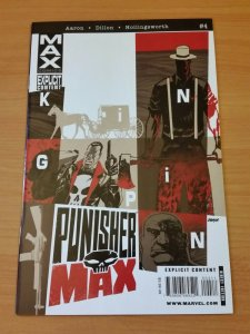 PunisherMax #4 ~ NEAR MINT NM ~ 2010 MARVEL COMICS