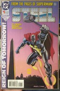 Steel #1 (1994) NM