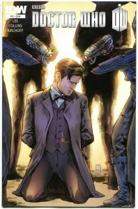 DOCTOR WHO #15, VF, Volume 3, 2012, IDW, Time Lord, Tardis, more DW in store