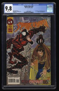 Spider-Man (1990) #67 CGC NM/M 9.8 White Pages Spider-Carnage!