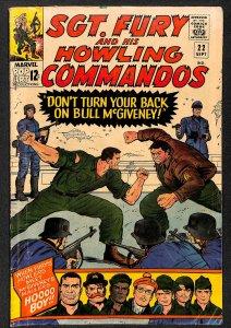 Sgt. Fury #22 (1965)