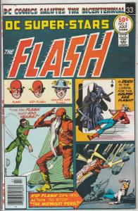 DC Super-Stars #5 (Jul-76) VF/NM+ High-Grade The Flash, Golden Age Flash, Kid...
