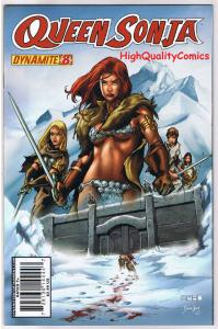 QUEEN RED SONJA #8, NM-, She-Devil, Mel Rubi, 2009, more RS in store