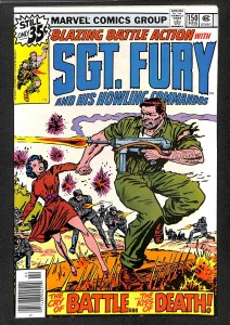 Sgt. Fury and His Howling Commandos #150 (1979)