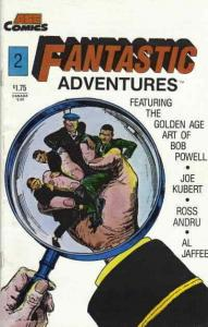 Fantastic Adventures (Ace) #2 VF/NM; Ace | save on shipping - details inside