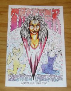Tripper #1 VF/NM created on psychedelic mushroom trips - very limited (#121/150)