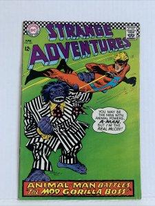 Strange Adventures #201