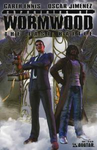 Chronicles of Wormwood: The Last Battle #1 VF/NM; Avatar | save on shipping - de