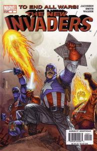 Invaders (4th Series) #2 VF/NM; Marvel | save on shipping - details inside