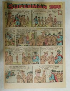 Superman Sunday Page #1046 by Wayne Boring from 11/15/1959 Tabloid Page Size
